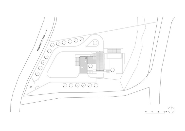 Thiva house drawing plan design