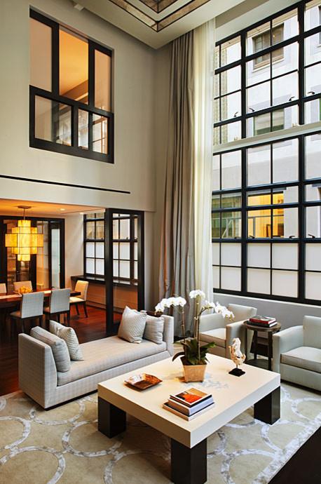 Interior Windows Loft