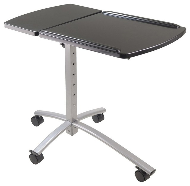 cart laptop office stand