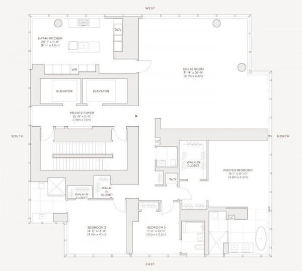 Gisele Bundchen And Tom Brady 39 S One Madison New York Apartment