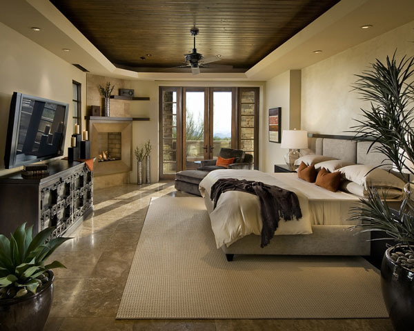 Spacious room design