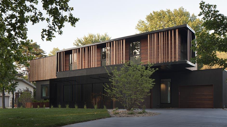 Baulinder Haus exterior design