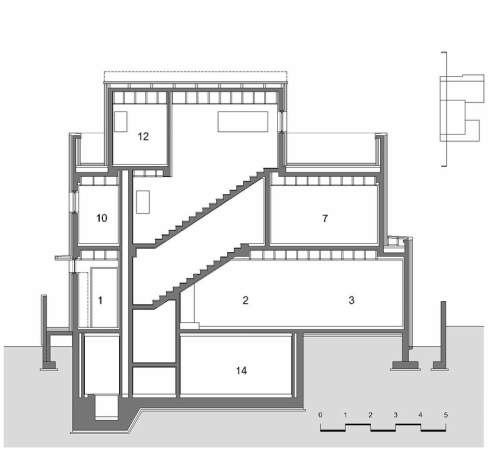 First house plan drawing