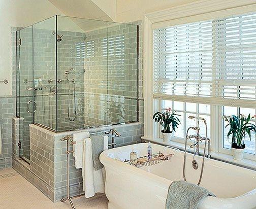 subtiles in bathroom