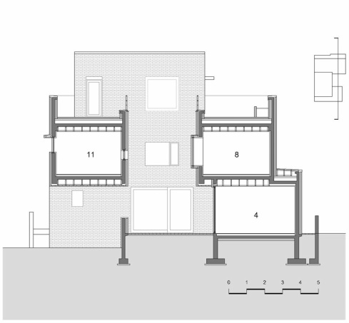 second house plan drawing