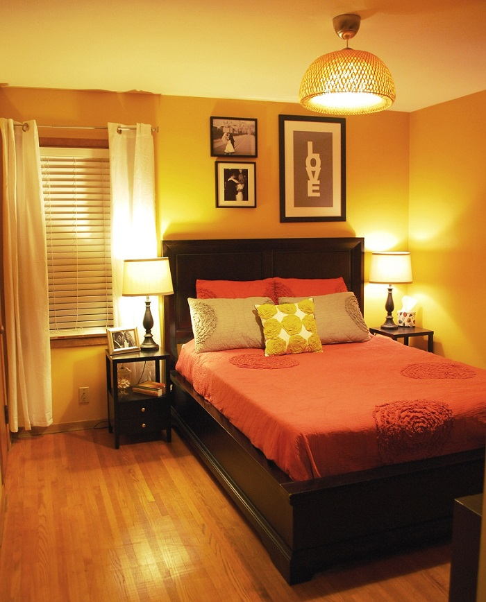 Small Bedroom Color Ideas 2015 Bedroom Athletics George Boys Bedroom Blinds Bedroom Colours To Go With Pine Furniture: Big Designs For The Small Bedroom
