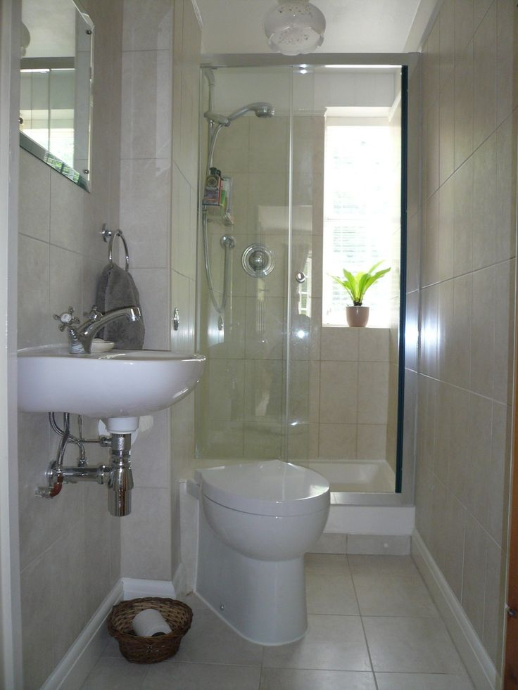 Marvelous design ideas for small shower rooms interior for Small toilet room design