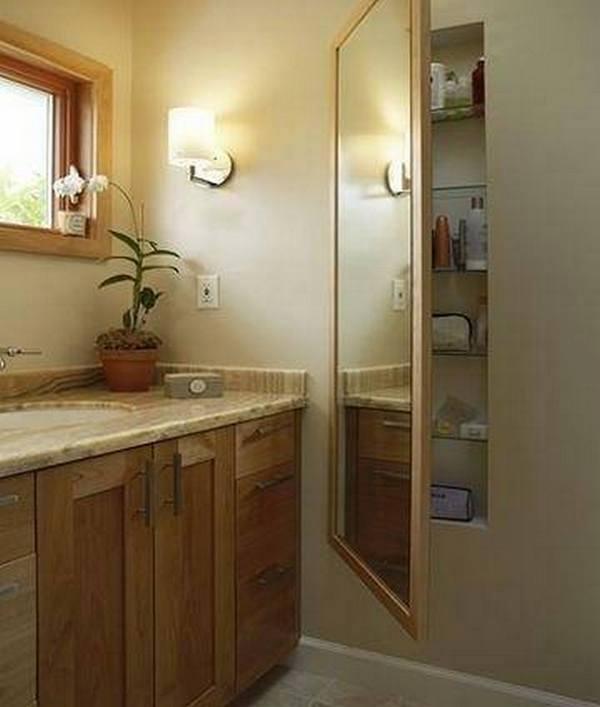 Mirror Cabinet Door