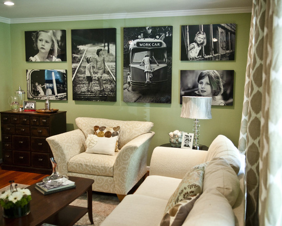 Focal point wall art picture