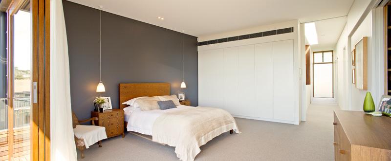 modern bedroom ,Australia