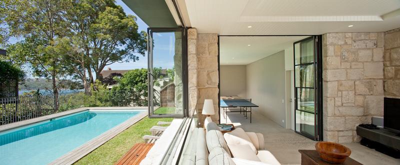 corner site home design