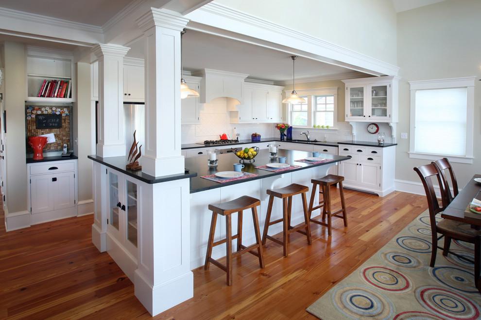 beach kitchen style