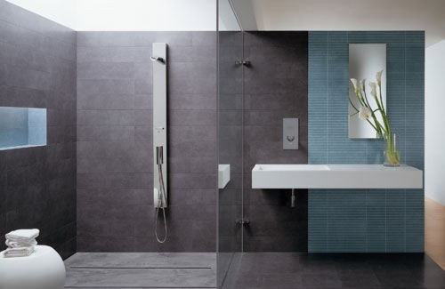 Neat bathroom design idea