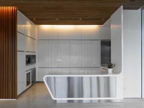 Modern kitchen design idea