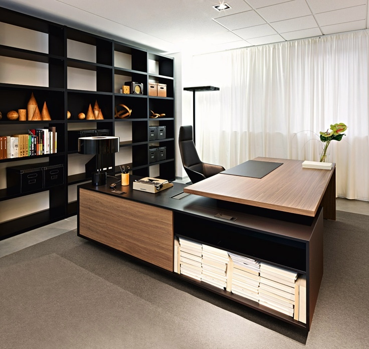 Designer Home Office Furniture Interior Design Ideas