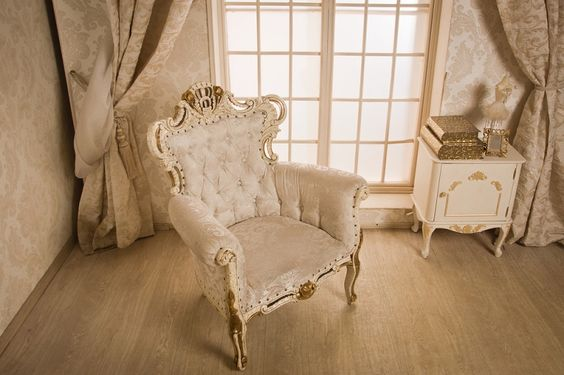 antique-chair-cream-white
