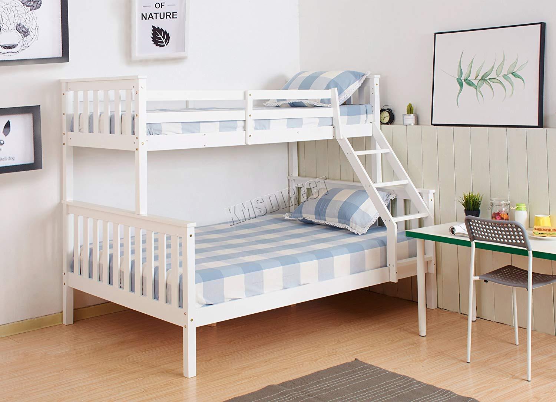 Bunk-Bed-Wooden-Frame
