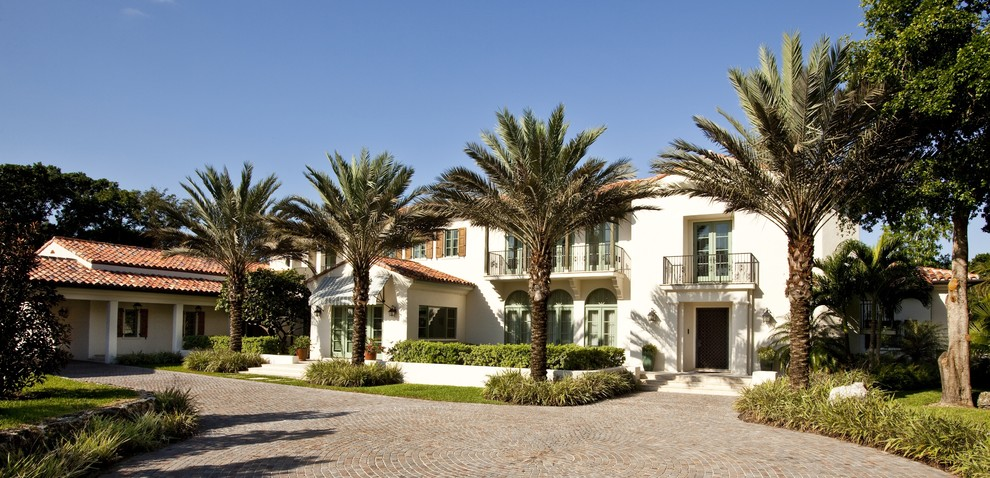 Beach style house
