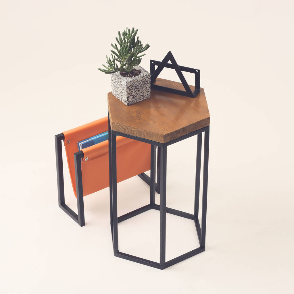 9 Unique End Tables Selection Interior Design Ideas