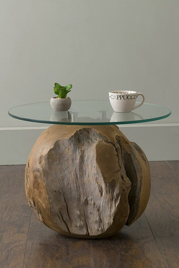 Accent Teakwood Table