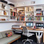 corner working desk