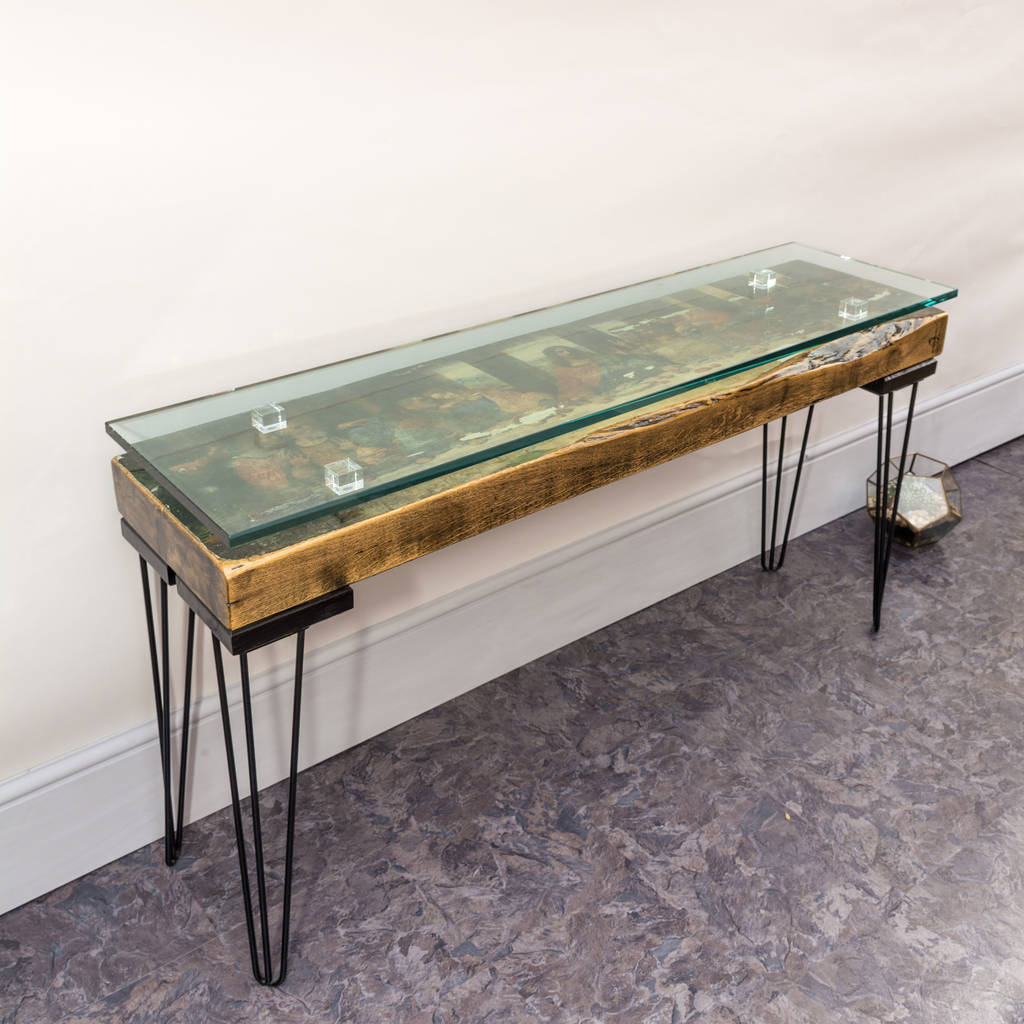 Supper Console Table