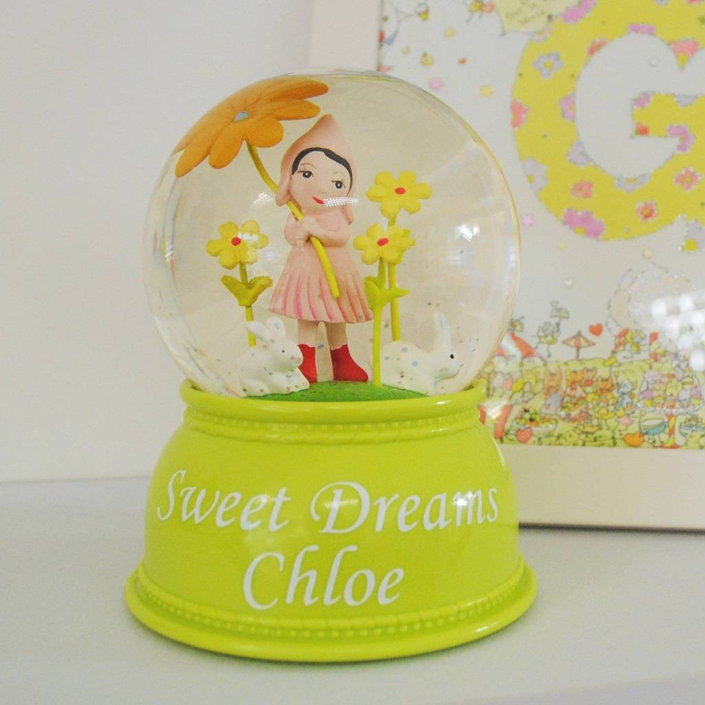 Personalised Night Globe