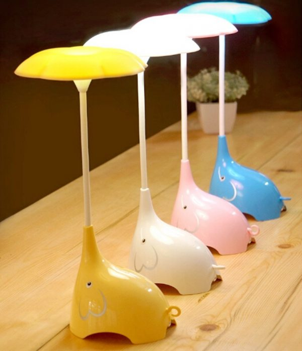 Elephant Night Lamps