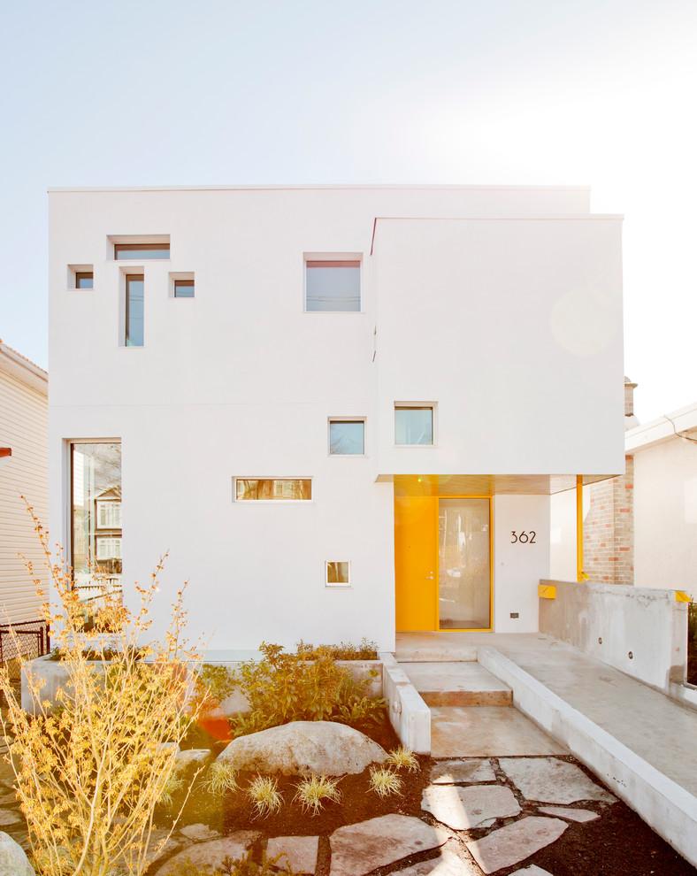 geometrical windows