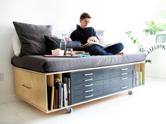 Double Duty small space Furniture
