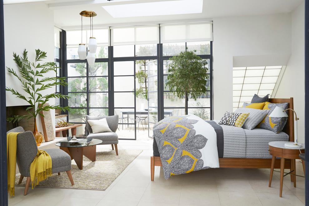 Bright Spaces bedroom