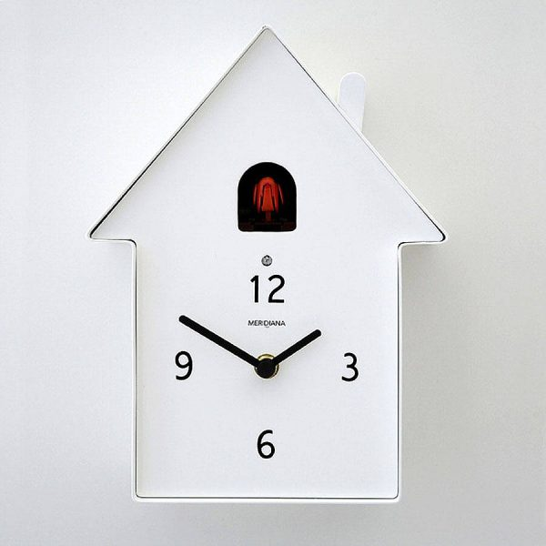 arrow shaped clock