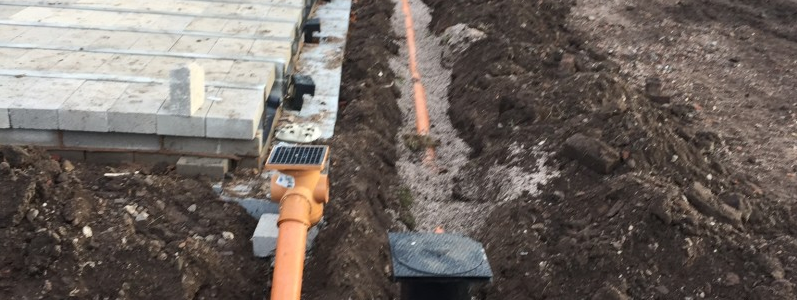 How Easy Is It To Install a Brand-New Drainage System into Your Property?