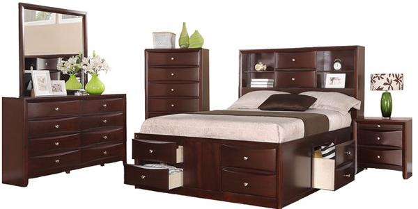 Dark wood furniture design | Home ideas,home design photos