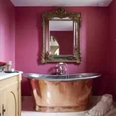 Bathroom colour schemes