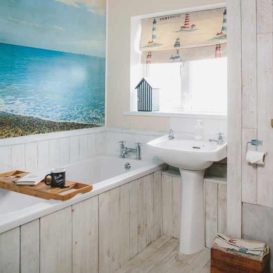 Nautical Bathroom Ideas Home Ideas Home Design Photos