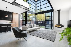 bastings street contemporary living room