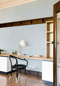 Lake Wendouree House Scandinavian Home Office