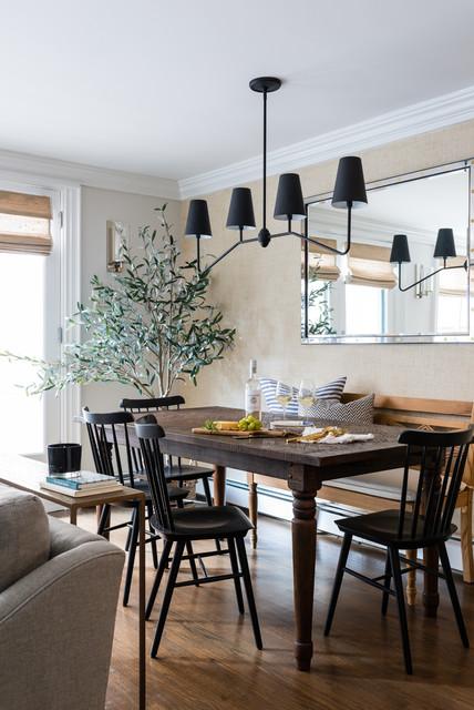 South End Condo Dining Room Home Ideas Home Design Photos