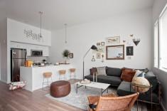 sunnyside belmont contemporary living room