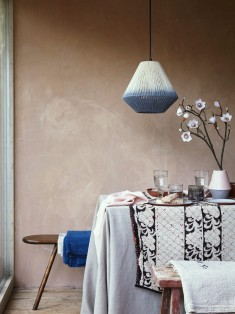 Rustic Dining Room in London – by Ali Attenborough
