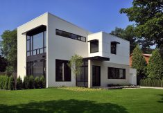Latest Modern Two-story House, Minneapolis