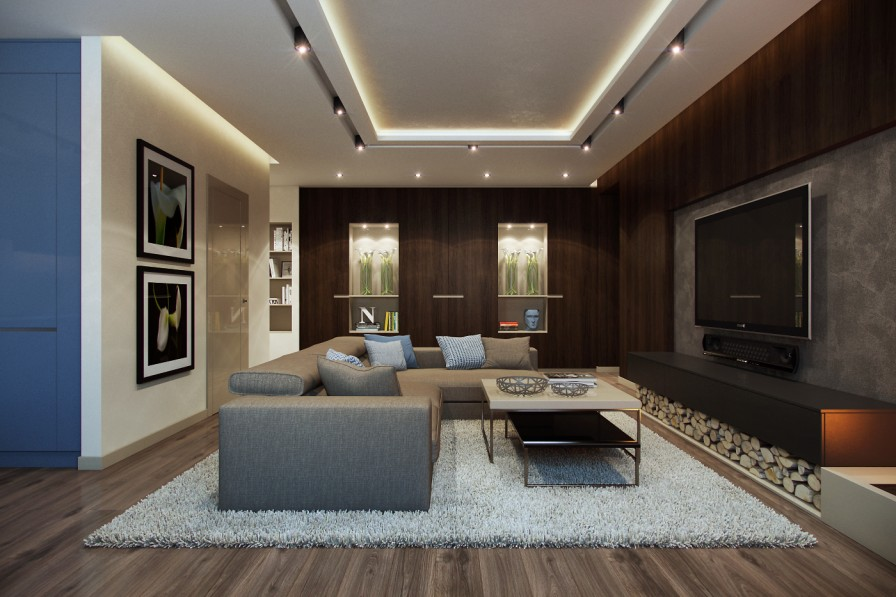 10 Contemporary Homes Open Plan Layouts