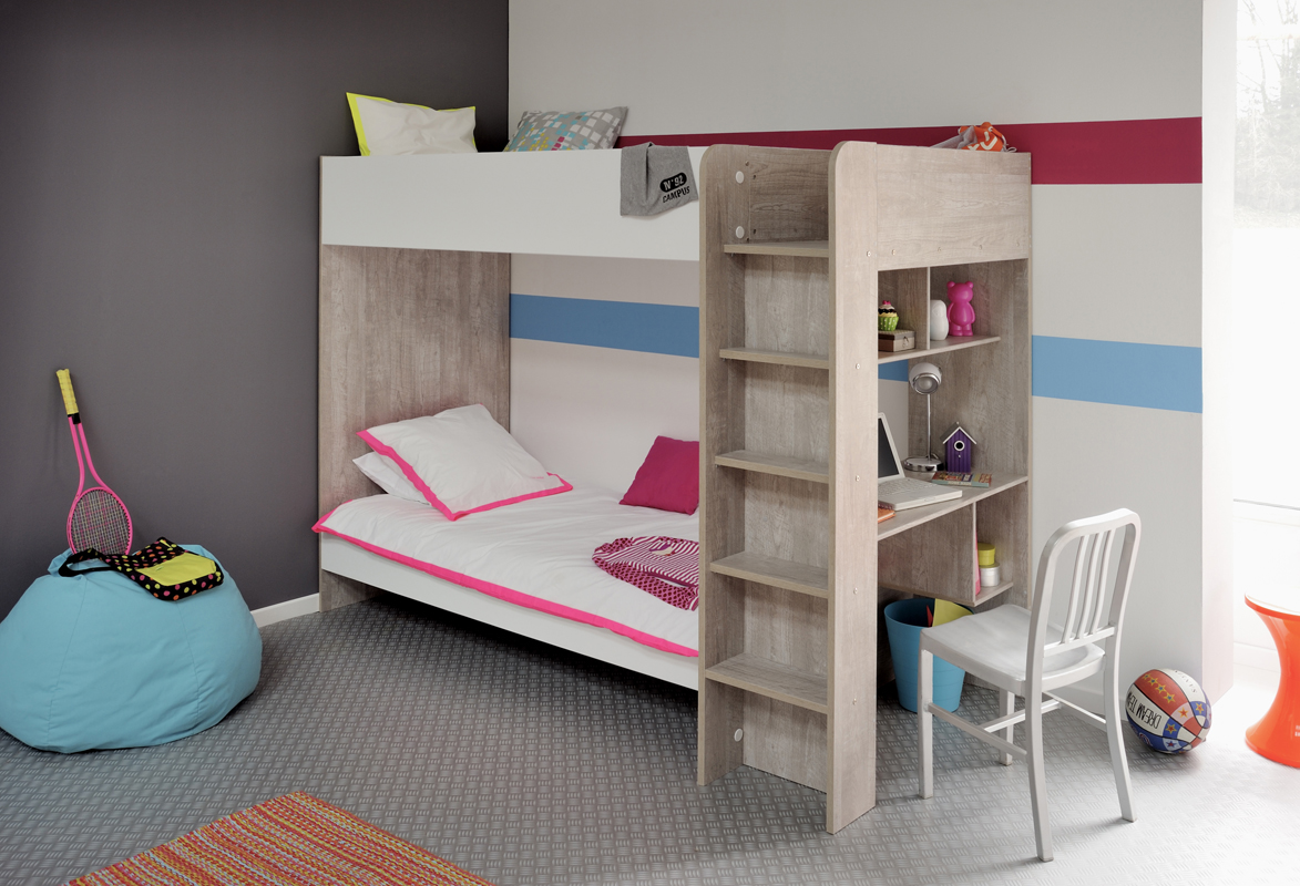 bedrooms for small rooms colorful bedroom space saving bunk bed designs 14479