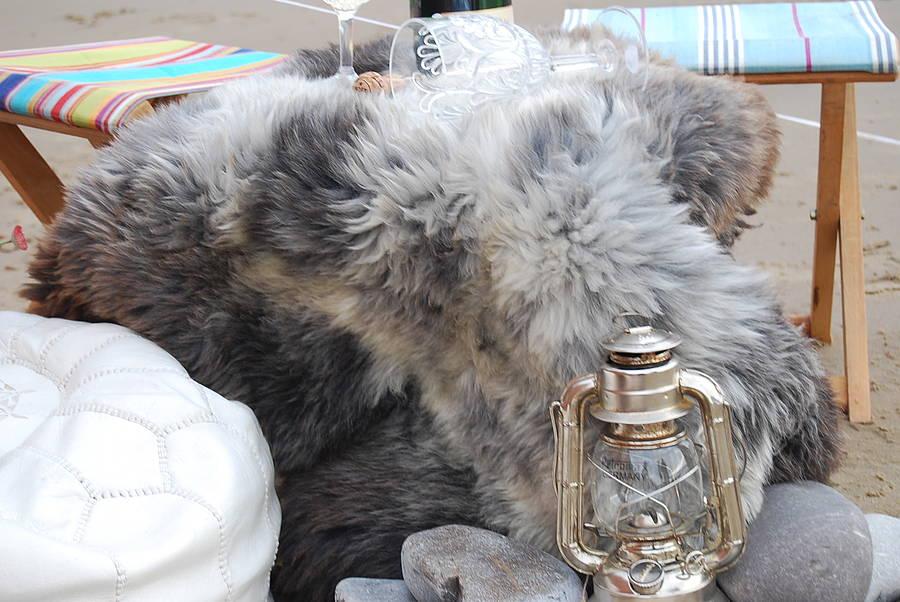 Icelandic Rare Breed Sheepskin Rug