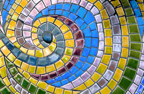 Astonishing Mosaic Pattern Design