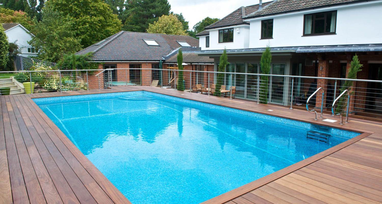 Coombe Riding S Falcon Out Door Swimming Pool Design