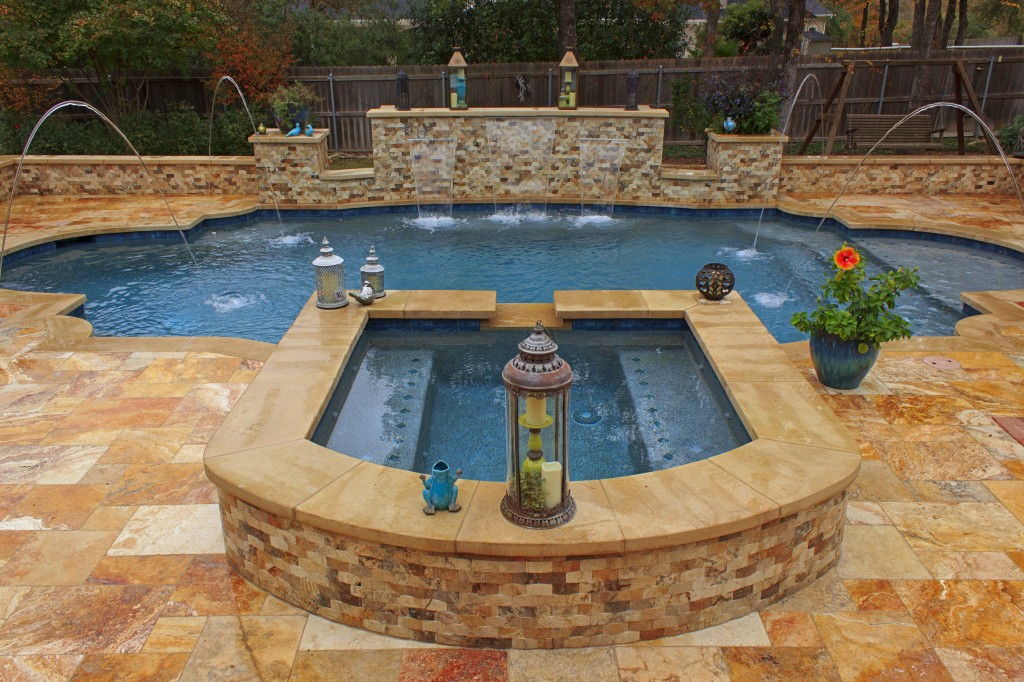 10 Different Stunning Pool Shapes And Designs
