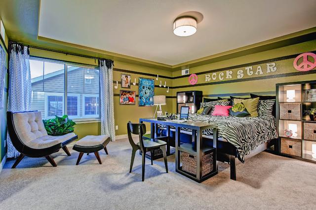 Best Teenage Girls Bedroom Wallpaper Designs