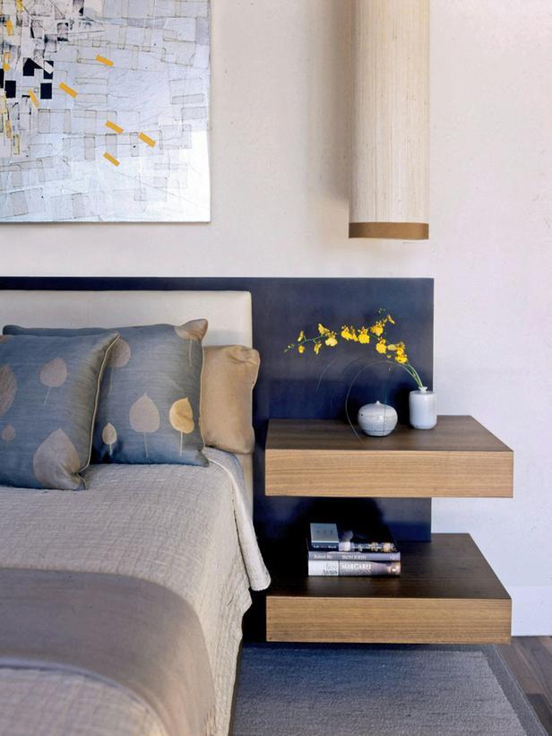 Bedside table ideas